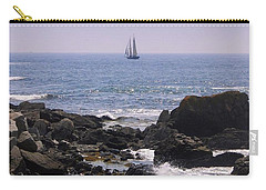 Sailboat - Maine Carry-all Pouch