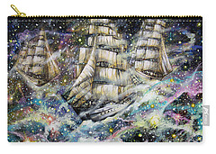 Sailing Among The Stars Carry-all Pouch