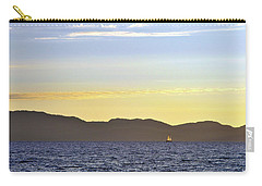 Sailing At Sunset - Lake Tahoe Carry-all Pouch