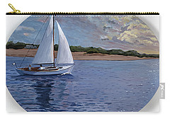 Sailing Homeward Bound Carry-all Pouch