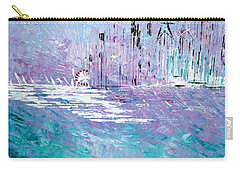Sailing South - Sold Carry-all Pouch by George Riney