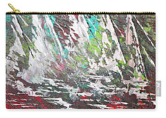 Sailing Together - Sold Carry-all Pouch by George Riney