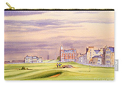 Saint Andrews Golf Course Scotland - 17th Green Carry-all Pouch