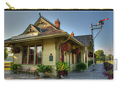 Saint Charles Station Carry-all Pouch by Steve Stuller