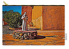 Saint Francis Carry-all Pouch