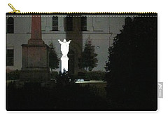 Saint Louis Cathedral Courtyard - New Orleans La Carry-all Pouch