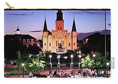 Saint Louis Cathedral New Orleans Carry-all Pouch