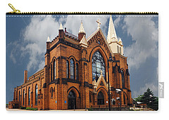 Saint Mary Of The Mount Church Carry-all Pouch