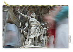 Saint Peters Traffic Carry-all Pouch