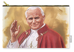 Saint Pope John Paul II Carry-all Pouch