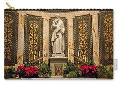 Saint Vincent Depaul Chapel Carry-all Pouch