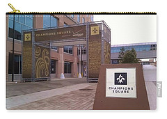 Saints - Champions Square - New Orleans La Carry-all Pouch