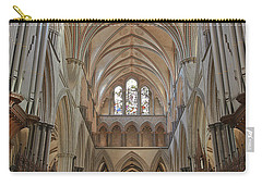 Salisbury Cathedral Quire And High Altar Carry-all Pouch