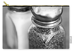 Salt And Pepper Shaker Carry-all Pouch