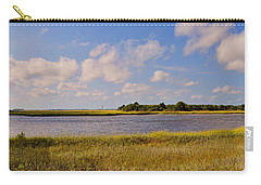 Salt Marsh Morning - Southport Carry-all Pouch