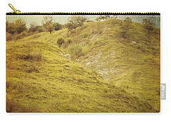 Salt Meadow Mounds Carry-all Pouch