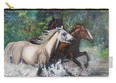 Salt River Horseplay Carry-all Pouch