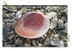 Salt Water Cockle Carry-all Pouch