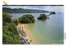 Samana In Dominican Republic Carry-all Pouch by Jola Martysz