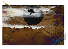 Samhain I. Winter Approaching Carry-all Pouch by Paul Davenport