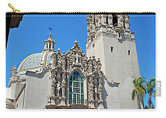 San Diego Museum Of Man Carry-all Pouch