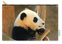 San Diego Zoo Panda Bear Xiao Liwu Carry-all Pouch
