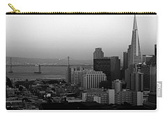 San Francisco Carry-all Pouch by Aidan Moran