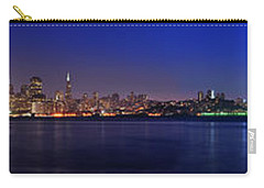 San Francisco Dusk Panorama Carry-all Pouch