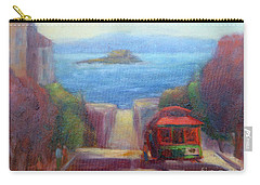 San Francisco Hills Carry-all Pouch