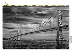 San Francisco - Oakland Bay Bridge Carry-all Pouch