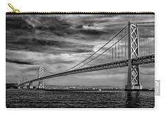 San Francisco - Oakland Bay Bridge Carry-all Pouch