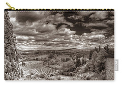 San Gimignano View Carry-all Pouch