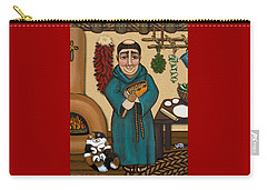 San Pascual Carry-all Pouch