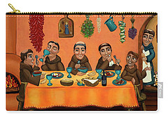 San Pascuals Table Carry-all Pouch