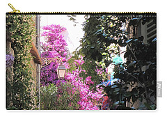 St Tropez Carry-all Pouch by HEVi FineArt