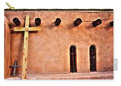 Santuario Four Crosses Carry-all Pouch