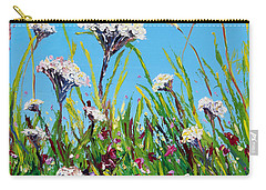Sanctuary Carry-all Pouch by Meaghan Troup