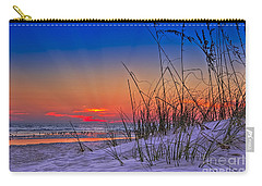 Sand And Sea Carry-all Pouch by Marvin Spates