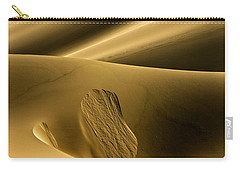 Sand Avalanche Carry-all Pouch
