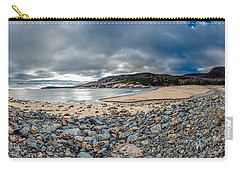 Sand Beach At Acadia Carry-all Pouch
