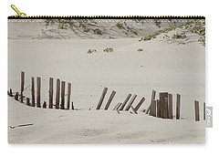 Sand Dunes At Gulf Shores Carry-all Pouch