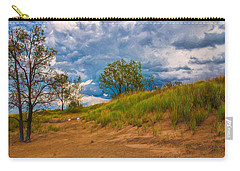 Sand Dunes At Indian Dunes National Lakeshore Carry-all Pouch