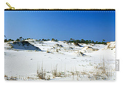 Sand Dunes In A Desert, St. George Carry-all Pouch by Panoramic Images