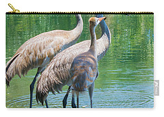 Mom Look What I Caught Carry-all Pouch by Susan Molnar
