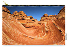 Sandstone Surf Carry-all Pouch by Adam Jewell
