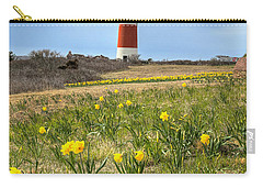 Sankaty Lighthouse Nantucket Carry-all Pouch