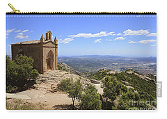 Sant Joan Chapel Spain Carry-all Pouch