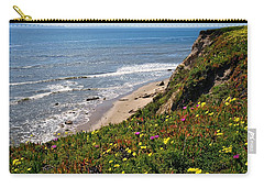 Santa Barbara Beach Beauty Carry-all Pouch