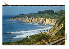 Santa Barbara Coast Carry-all Pouch