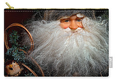 Santa Claus Carry-all Pouch by Christopher Holmes